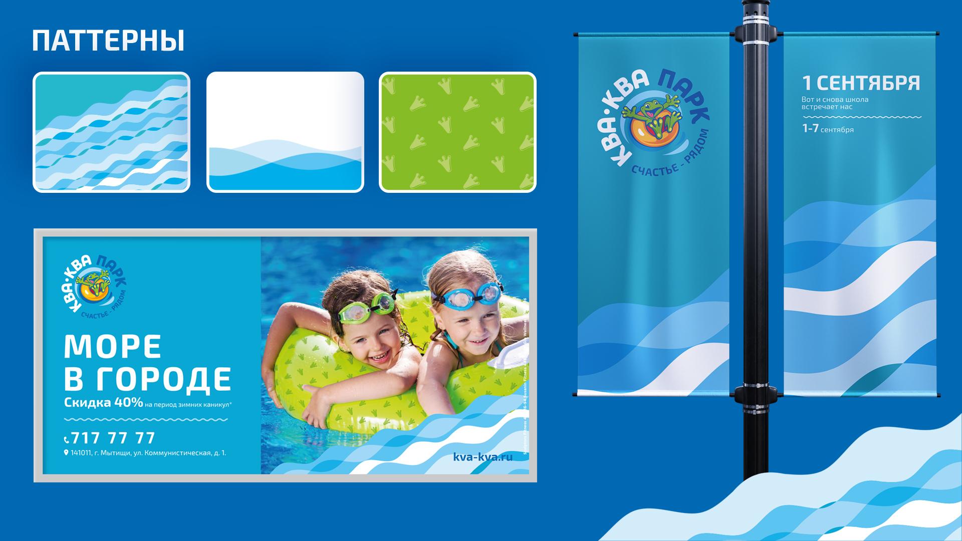 Паттерны для разработки коммуникации аквапарка Ква-Ква Парк